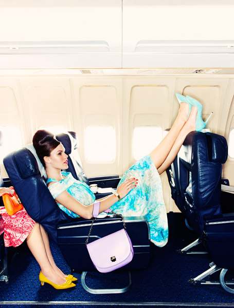 Stewardesses UK Glamour Chris Craymer 4