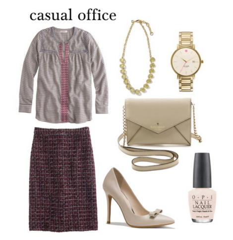 casual office