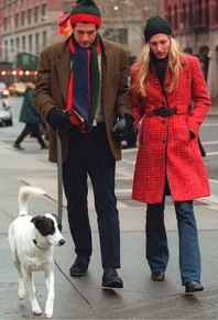 21. carolyn bessette kennedy jfk jr