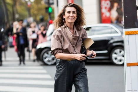Paris Fashionweek ss2015 day 2,