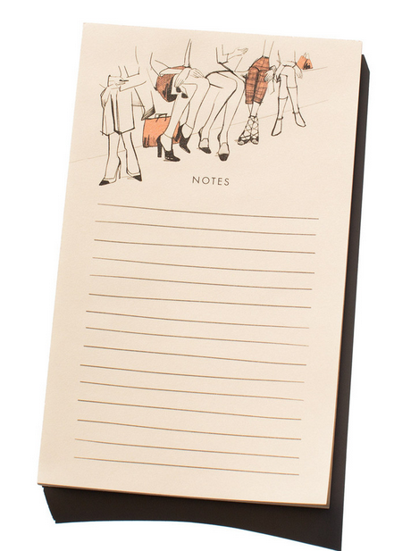 Garance Dore - Front Row notepad